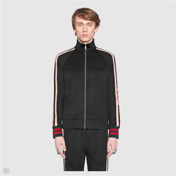 Designer Tracksuirt Fashion Brand Mens Tuta sportiva Giacche e pantaloni Sport Felpa Casual Autunno Uomo Zipper Jacket and Long Pants M-3XL