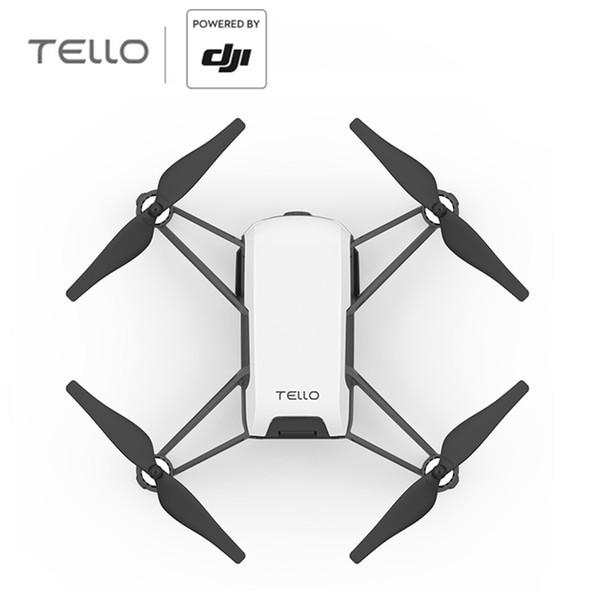 DJI Tello Mini Drone 720P HD Transmission Caméra 13min Temps de vol 100m Contrôle RC Quadcopter Propulsé par dji Flight Tech