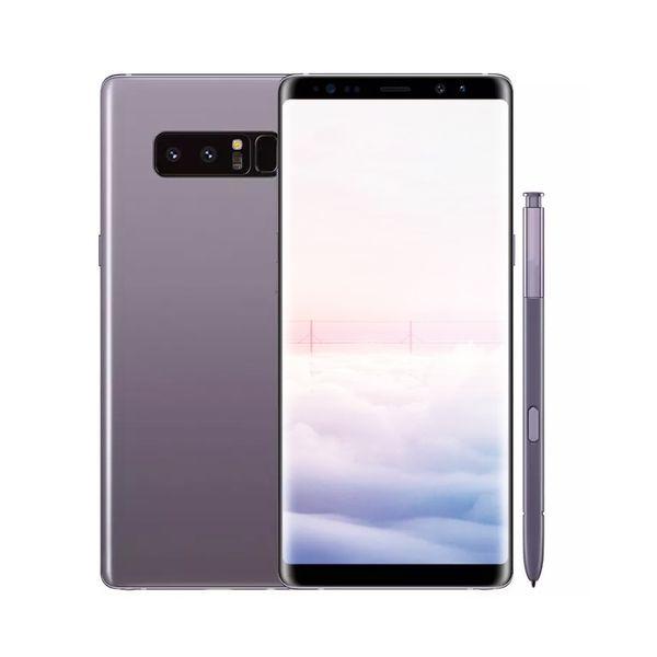 Teléfono celular desbloqueado Goophone N9 con huella digital Android 7.0 Mostrar Octa Core 4G RAM 128G ROM 4G LTE Smartphones