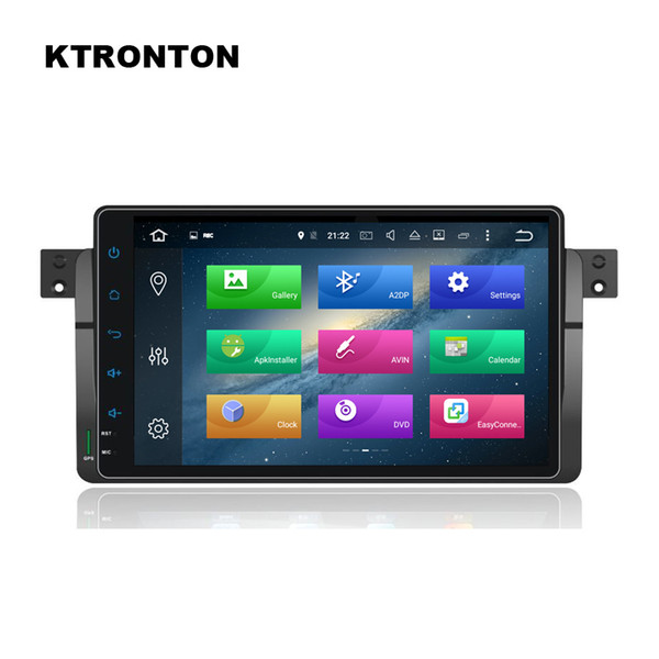 Updated 4G RAM Octa Core Android 8.0 Car DVD for BMW 3 Series E46 with Radio GPS Navi Wifi DVR Mirror Link