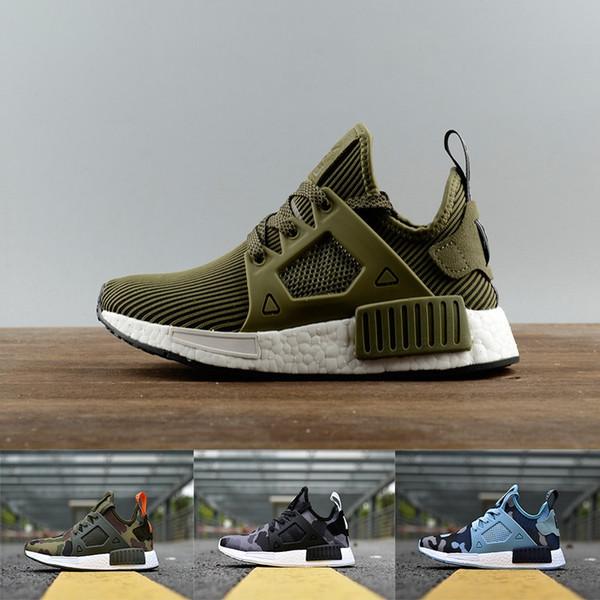 Großhandel Adidas Ultra RUNMER XR1 018 Basketball shoes Großhandel NMD R1 Primeknit PK Perfekte Authentische Laufschuhe Mode Laufschuhe NMD Runner