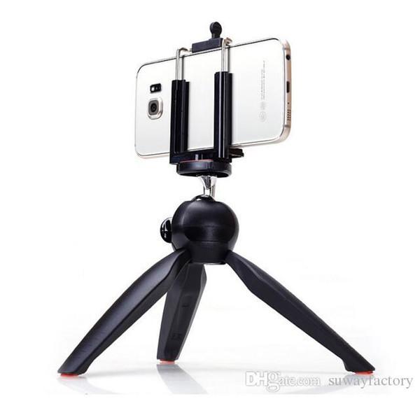 Factory spot mini three stand, SLR camera support, mobile phone camera tripod, portable desktop support rack