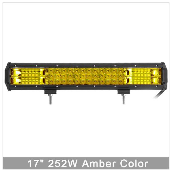 252W Amber