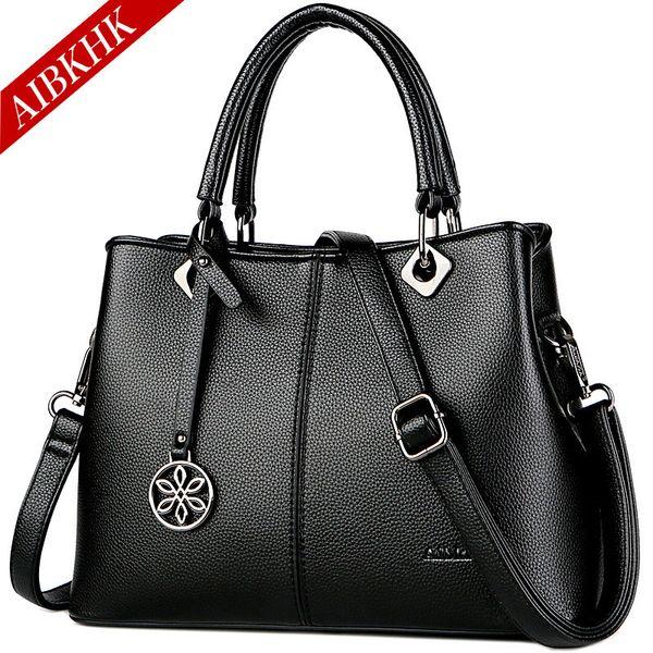 Shoulder Luxury Designer Handbags Famous Brand Top-handle Bag Shoulder Crossbody Bags for Women Fashion Leather Tote Ladies Hand BagTotes
