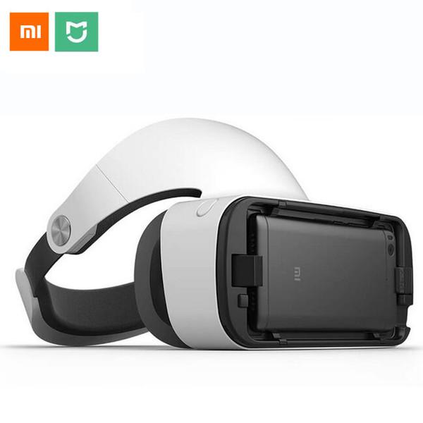 Xiaomi Mi Vr Headset 3d Glasses 9axis Inertial Motion Controller Fov103 Vr Focus Adjustable For Xiaomi Mi5 Mi5s 5s Plus 3d Glasses For Sale Diy 3d
