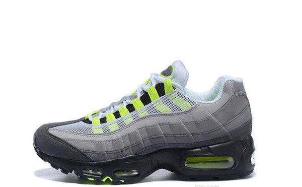 Men Womens Classical Casual Shoes Cushion Rainbow Greedy Trainers Maxes OG QS 95 Outdoor Sport Sneakers Free Shoes Running Casual Boots
