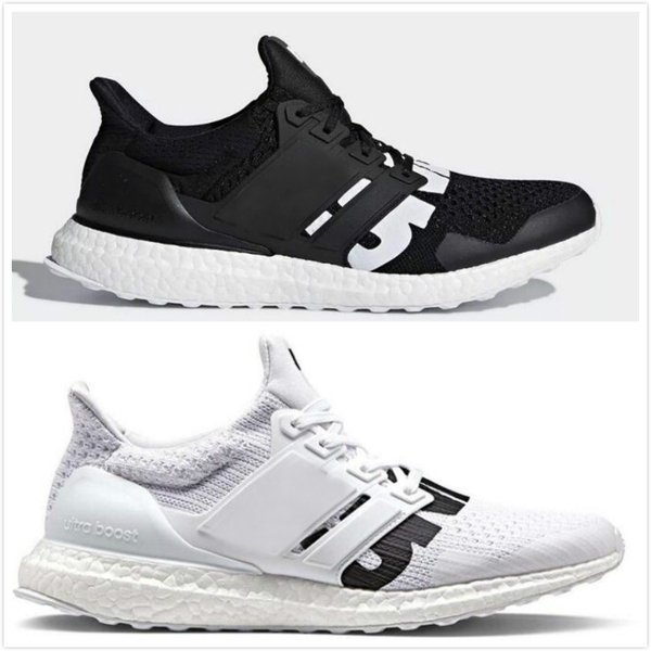 new product 46c7f f5908 2018 ULTRABOOST UNDFTD UNDEFEATED 4.0 Boosts Running Shoes Men Women  UltraBoost 4.0 White Black Outdoor Sport Sneakers Waterproof Running Shoes  On ...