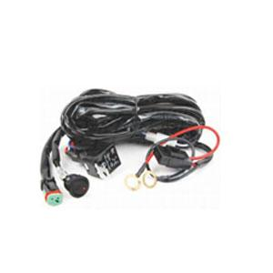 hot sale Universal Harness Car Driving Holder Relay On/Off Switch Loom Kit Fuse Wire For 1 SUV ATV 4WD 4x4 Off-Road LED Work Light Bar
