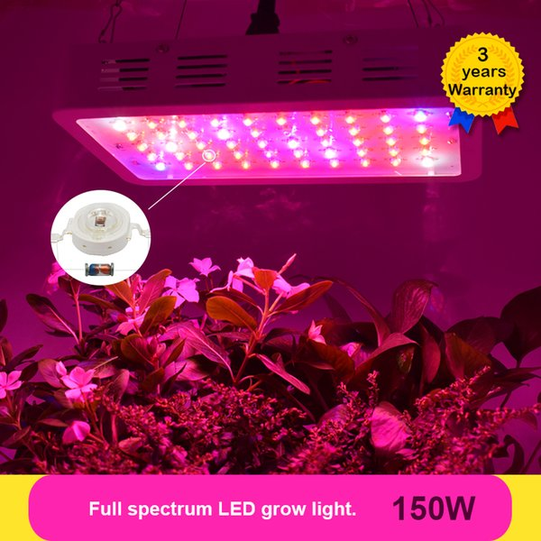 150w Led Grow Light Full Spectrum Led Growing Light Lights Lamp Panel For Greenhouse Plants Flowering Growing Growing Lights Grow Lights For Indoor
