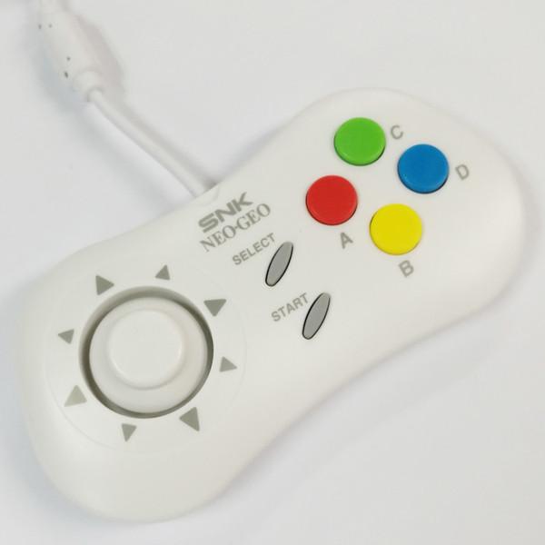 Rétro ARCADE mini contrôleur PAD manette de jeu vidéo joystick ABCD boutons contrôleur pad pour SNK pour neogeo mini