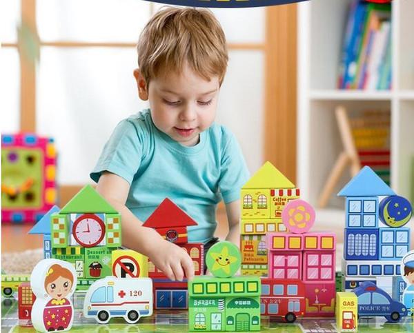 Finger Rock City Mini Street Serie con figure Giocattoli da costruzione Negozio di modelli Negozio Apple Store Regalo di mattoni fai-da-te di McDonald