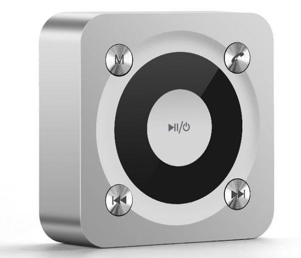 Portable Wireless Bluetooth Flashing Light Speaker, Mini Sound Box Subwoofer for Mobile Phone, Desktop, Laptop, Vehicle