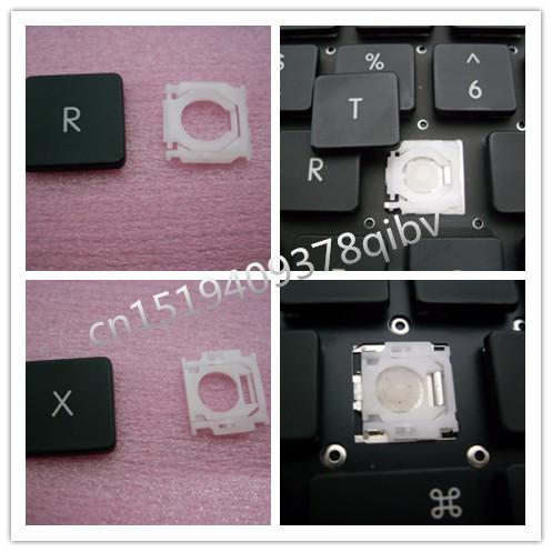 99% New Remplacement Claviers De Disposition UK UK Pour Macbook Pro A1278 A1297 A1286 Unibody Une Clé Noire Avec Un Clip Blanc