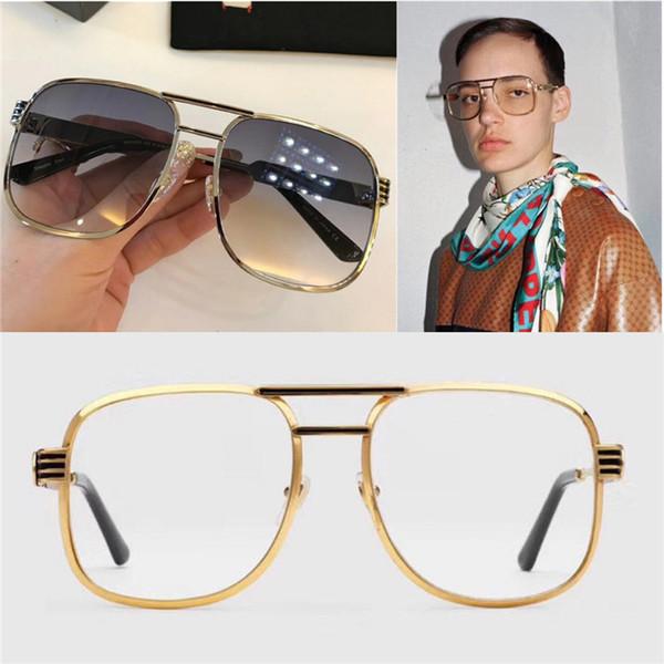best selling The new Dapper Dan - 0428 fashion brand luxury classic sports car sunglasses the best quality metal men and women models UV400