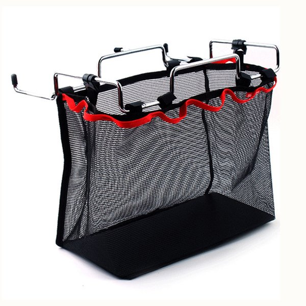 Outdoor Camping Wire Rack Portable Storage Bag Picnic Table Barbecue Kit Kitchen Miscellaneous Net Set Picnic Table Barbecue Kits Kitchen