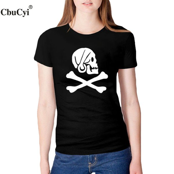 Women's Tee Music Till I Die Pirate Tshirt Punk Rock Women Clothes 2017 Tumblr Hipster Harajuku Graphic Tees Women Funny T Shirts Tops