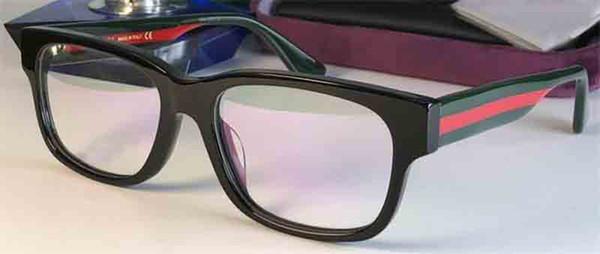top popular New fashion designer Optical prescription glasses 0343 cat eye frame popular style top quality selling HD clear lens 2019