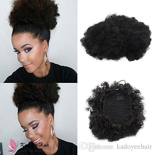 Wholesale Various High Quality Synthetic Chignon Products from Global Synthetic Chignon Black Chignon Hair Bun for Lazy women fast ponytail