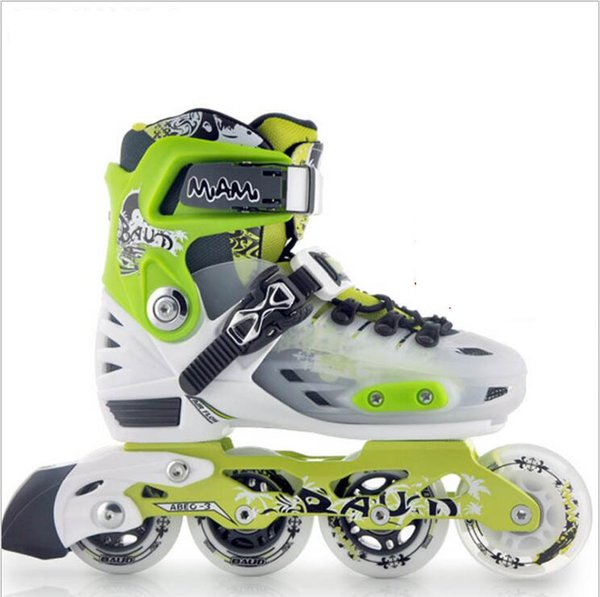 INLINER Inline Skates, für DamenHerren (2 Paar, auch einzeln)