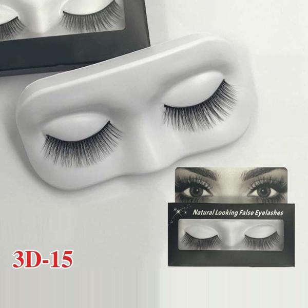 32 Designs Fake Eyelash Synthetic Lashes Luxury Hand Made Eyelashes Thick False Eyelashes in stock Free Shipping