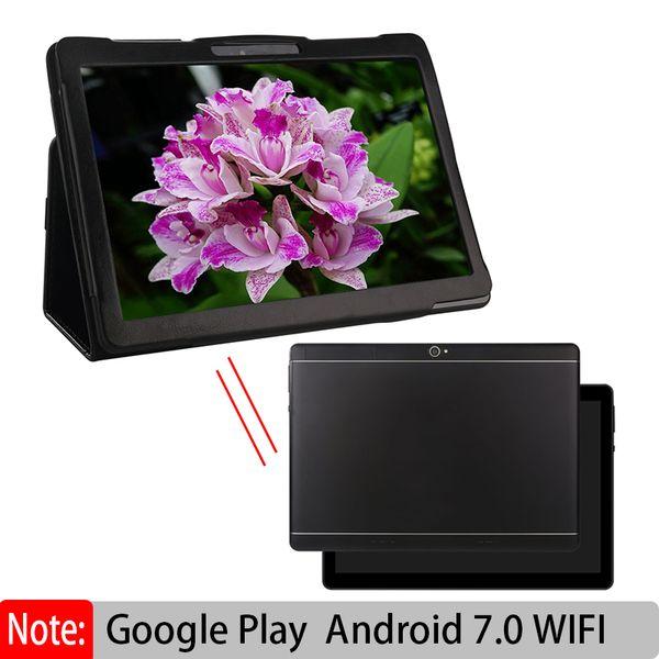 BOBARRY Android Tablet PC 10,1-дюймовый Окта ядро с Google Plya GPS WiFi телефонный звонок 3G добавить кожаный чехол дети таблетки