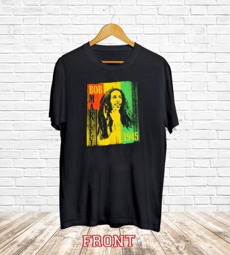 Reggae Rasta ZION ROOTSWEAR erkek Siyah T Shirt Tee XS-3XL Sıcak 2018 Yaz yeni Erkekler 'S T Gömlek Moda
