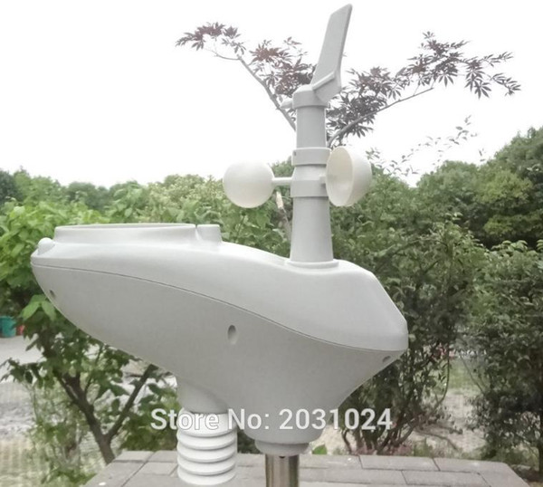 stazione meteo con interfaccia RS485, con cavo di lunghezza (3,2 metri)