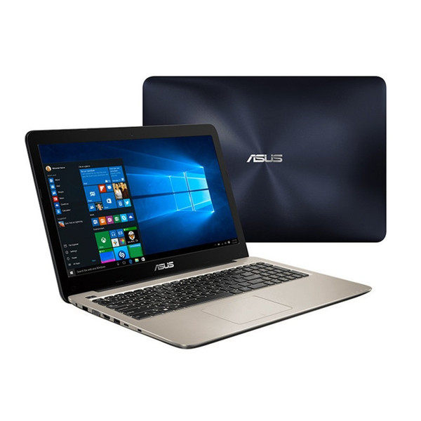 "Asus FL5900 UQ7500 Gaming Laptop 4GB RAM 1TB ROM Computer 15.6"" Ultrathin HD 1920x1080 PC Wifi Bluetooth Office Notebook PC"
