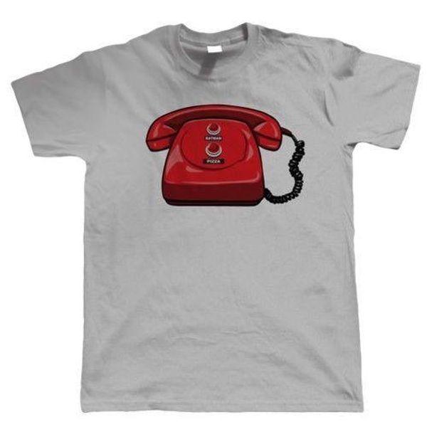 Bat Phone Mens Funny Superhero T Shirt - Comic Cosplay Video Game Gift for Him