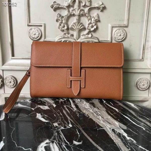 Rosa sugao uomo borse di lusso borsa della frizione del progettista di marca superiore a mano mucca vera pelle di qualità originale uomini borsa portafoglio lavoro bussiness
