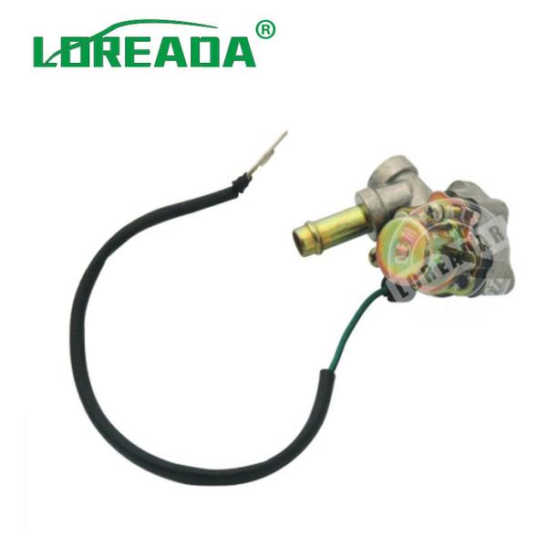 LOREADA Car carburetor Repair Kits Idle speed electrovalve For TOYOTO 3Y/4Y Engine parts 21100-73430 21100-73430 Engine Parts