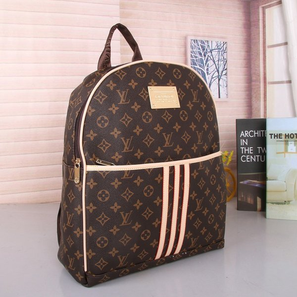 2019 Hot Sell Classic Fashion bags brand designer Women Men Backpack Style Bag Unisex Shoulder Handbags Travel hiking bag #0818