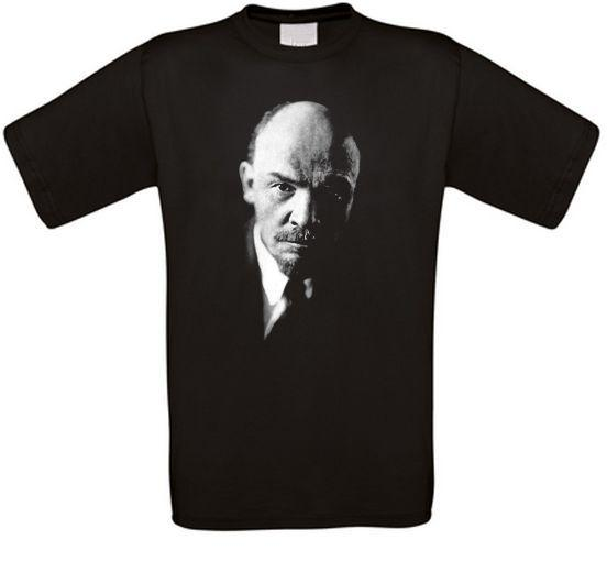 Lenin CCCP Soviet Union Sowjetunion UDSSR Kommunismus T-Shirt alle Größen NEU Funny free shipping Unisex Casual Tshirt