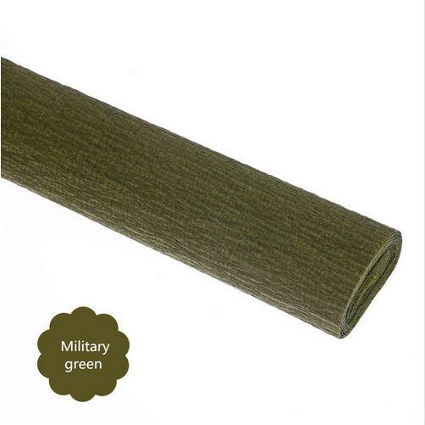 Cor: verde militar