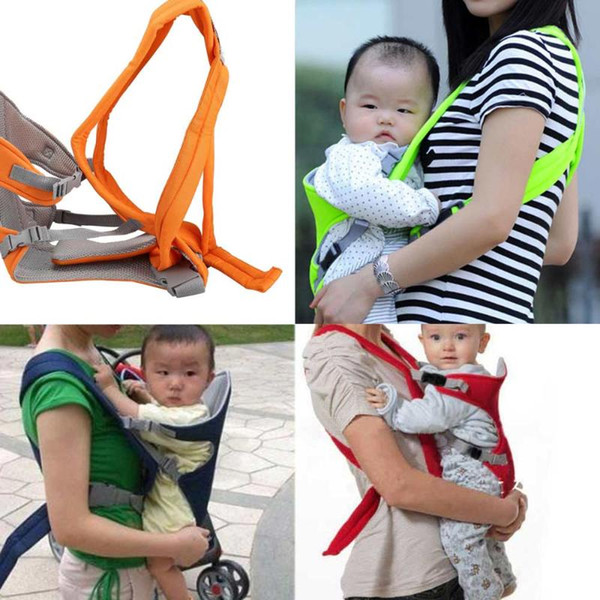 Multifunctional Front Facing Baby Carrier Sling Mesh Backpack Pouch Kangaroo Wrap Carrying For Baby Care Children Toddler Slings