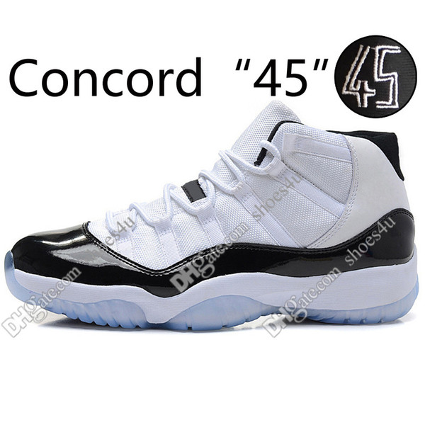 # 01 High Concord 45