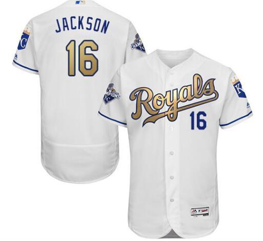 meet f0bf7 cc0ba 2019 Custom Men Women Youth Majestic KC Royals Jersey #16 Paulo Orlando 16  Bo Jackson 13 Salvador Perez Home Nary Blue Baseball Jerseys From Lauer, ...