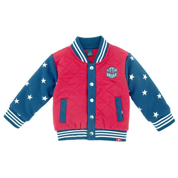 Kavkas 2018 Kids Boys Clothes Winter Long Sleeve Jacket Coat Heavyweight Warm Wear