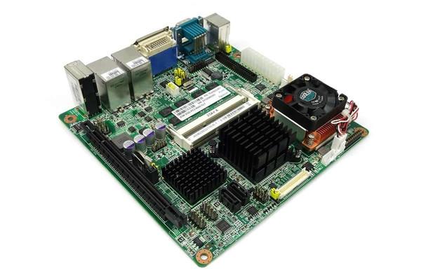 Carte d'équipement industriel AIMB-258G2 AIMB-258 REV.A1 p8800 ddr3 memory dual nic interface