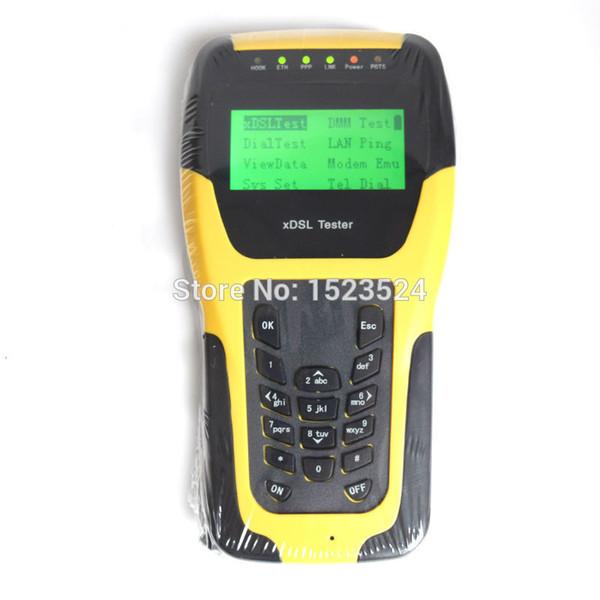 DHL Livraison gratuite ST332B testeur de base VDSL VDSL2 pour test de ligne xDSL et outils de maintenance (ADSL / ADSL2 / ADSL2 + / VDSL2 / READSL)