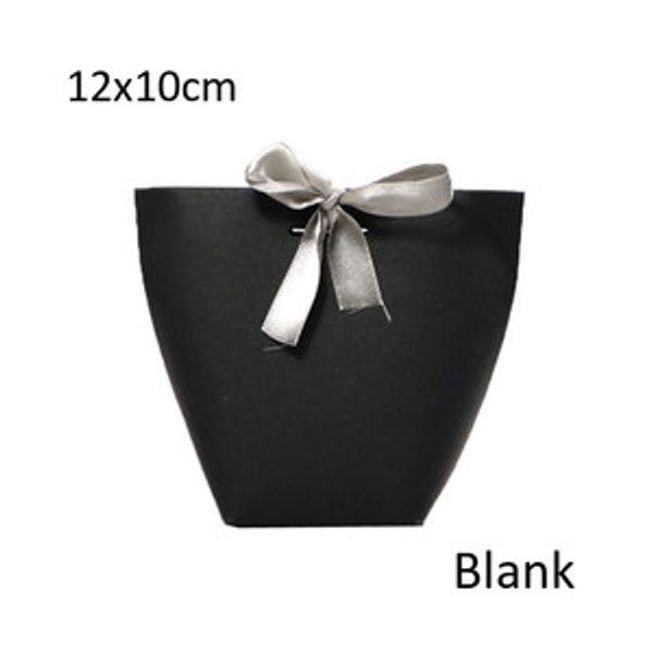Black Blank 12*10cm