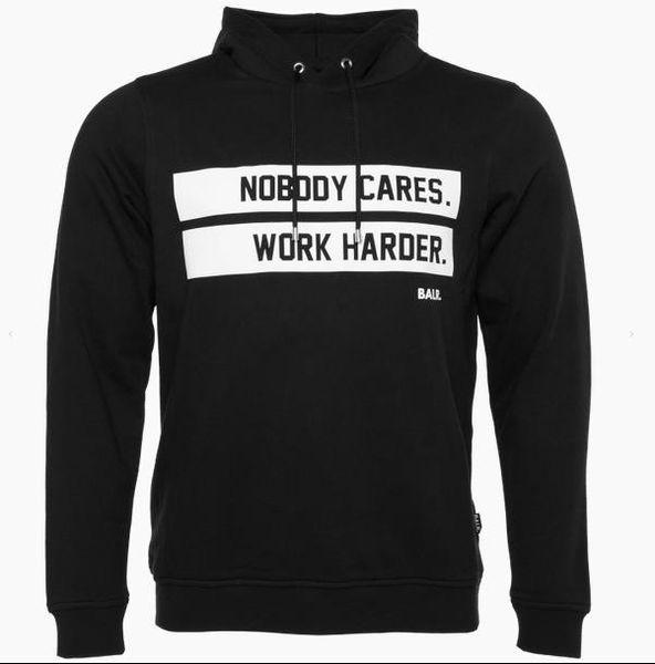 2018 Fleece BALR Casual Unisex Hoodies Sweatshirt Cool Hip Pop Pullover Mens&women Sportwear Coat Jogger Tracksuit Fashion free ship
