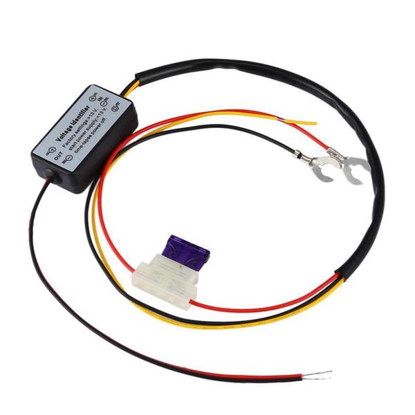 Universal Car Running Lights Controller Auto Vehicle Daylight Headlight Head Light Controller Waterproof