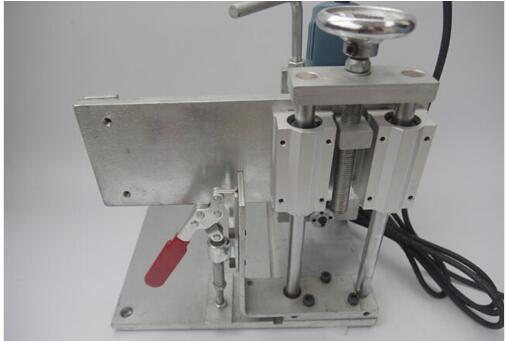 Manuelle verbiegende Schlitz-Schneidemaschine-Werkzeuge für Metallkanal-Buchstaben