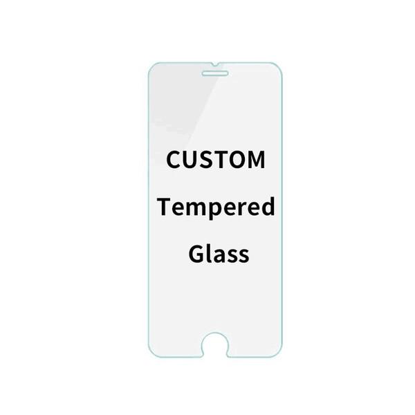 Vidro moderado personalizado para o protetor da tela do poder de Leagoo KIICAA 2.5D 9H Filme à prova de explosões do LCD para o poder de Leagoo KIICAA
