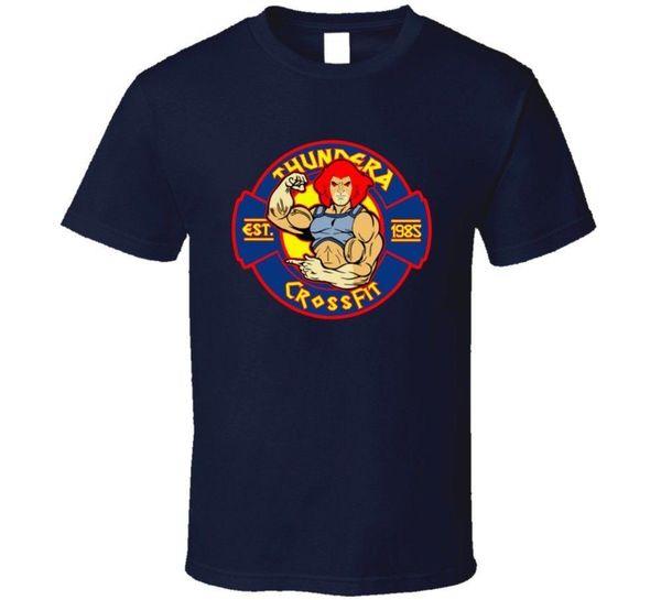 Crossfit T-Shirt Thundercats T-Shirt Retro