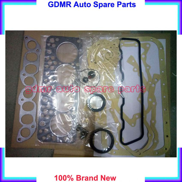 Engine rebuilding kits overhaul kit SD23 SD25 gasket kit 10101-09W25 for nissan folklift Homer Cabstar pick-up 720 urvan king-cab 2289cc