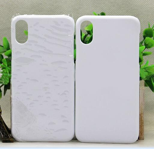 DIY 3D Blank sublimation Case cover Full Area Printed For iphone X XR XS XS MS MAX 5s 5c SE 6 6S 6 PLUS 7 7 8 PLUS Galaxy s8 s8 plus