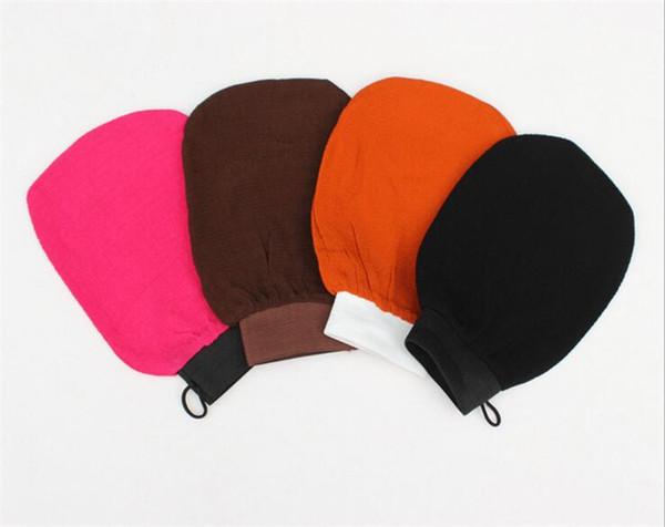 best selling 330pcs Moroccan Hammam Shower Bath Magic Peeling Glove Exfoliating Tan Removal Kessa X073