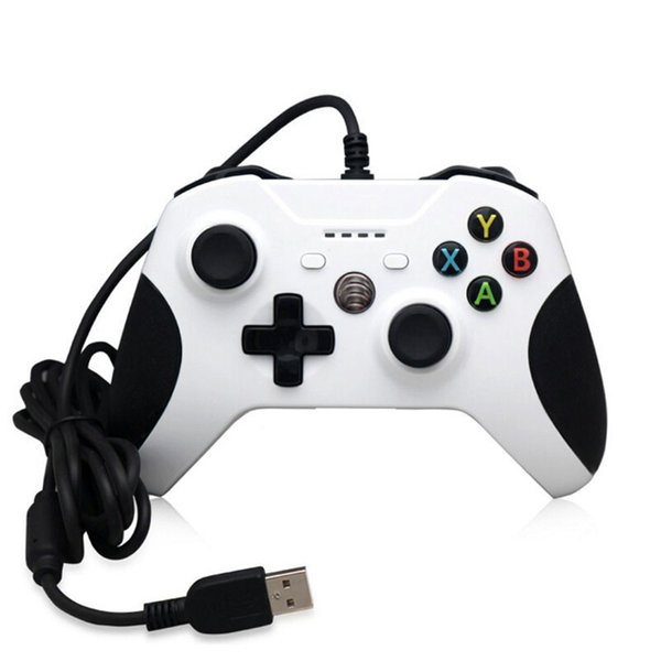 USB Wired Controller For Xbox One Video Game JoyStick Mando For Microsoft Xbox One Slim Gamepad Controle Joypad Windows PC